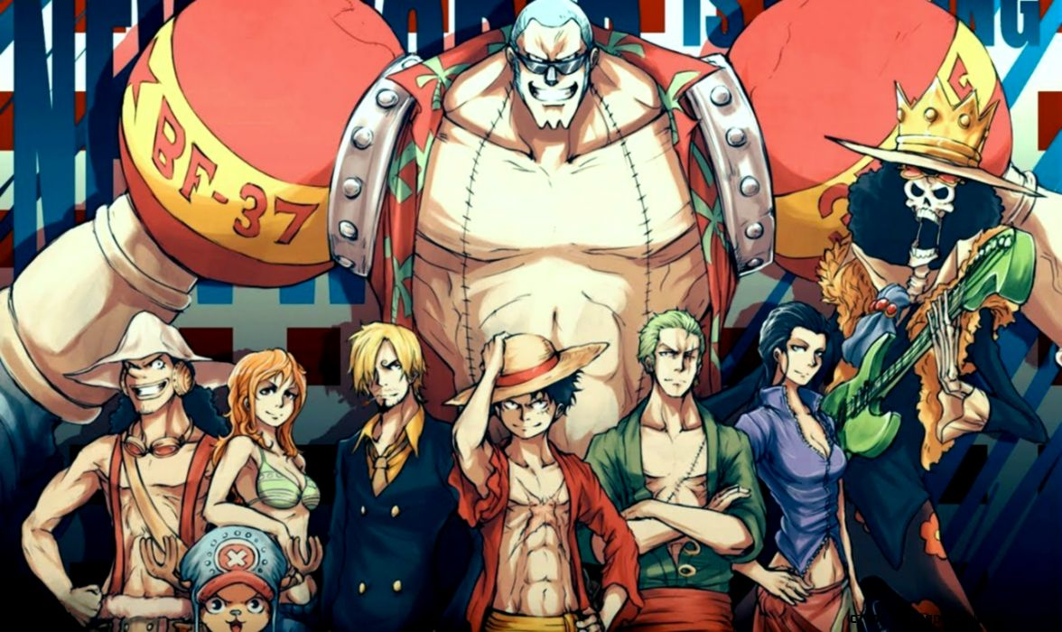 One Piece Characters Anime | Zoom Wallpapers
