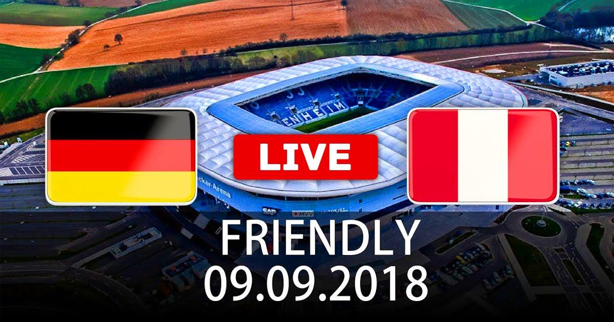 Deutschland Peru Live Stream