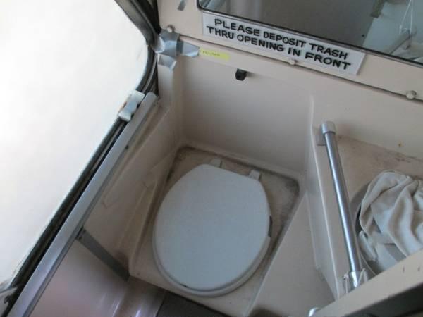 Gmc Conversion Coach Toilet