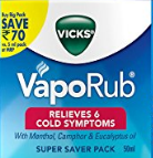 Vicks VapoRub Chest Decongestant