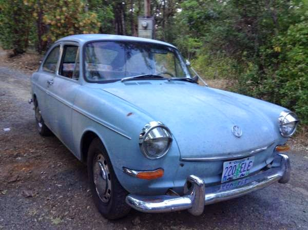 1967 Volkswagen fastback for Sale - Buy Classic Volks