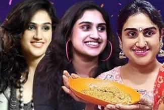 Interview with Vanitha Vijaykumar