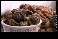 receta caracoles en salsa, receta tradicional