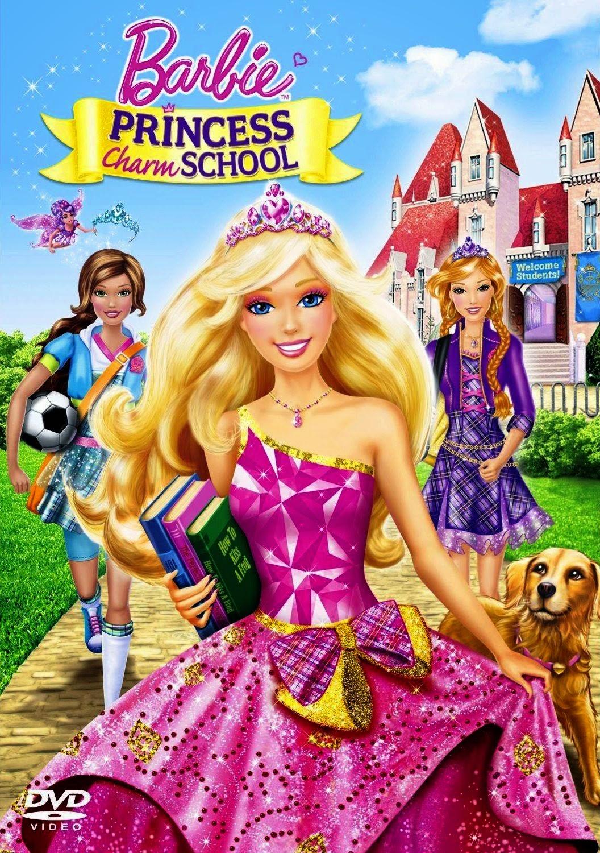 Barbie Princess Charm School บาร์บี้ โรงเรียนแห่งเจ้าหญิง [HD][พากย์ไทย]
