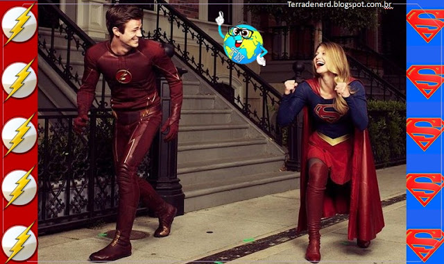 DC Comics, Séries, TV, Flash, Supergirl, Gotham, Arrow, Legends of Tomorrow, Crossover, Terra de Nerd