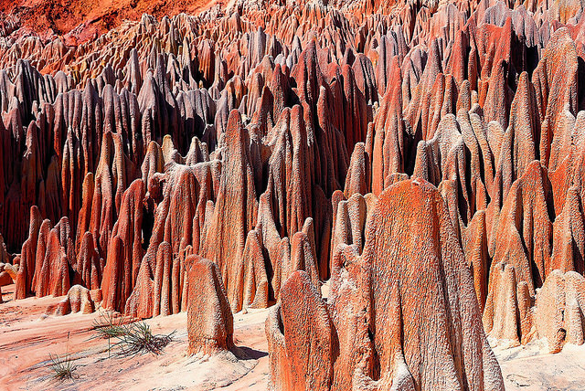 Tsingy de Bemaraha National Park, Madagaskar