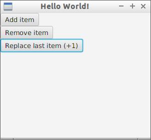 Java-Buddy: Example of ListChangeListener for javafx