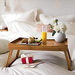 Breakfast In Bed Menu