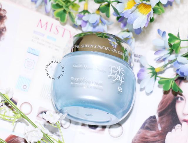 review Hansaeng Cosmetics RIN Bi-gyeol Soo Cream