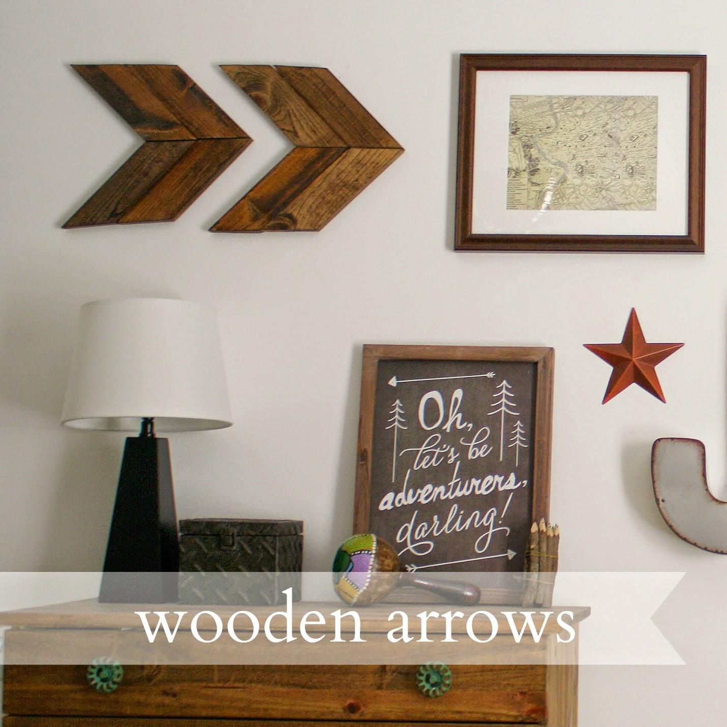 http://www.livealittlewilderblog.com/2014/10/diy-wooden-arrows-tutorial.html