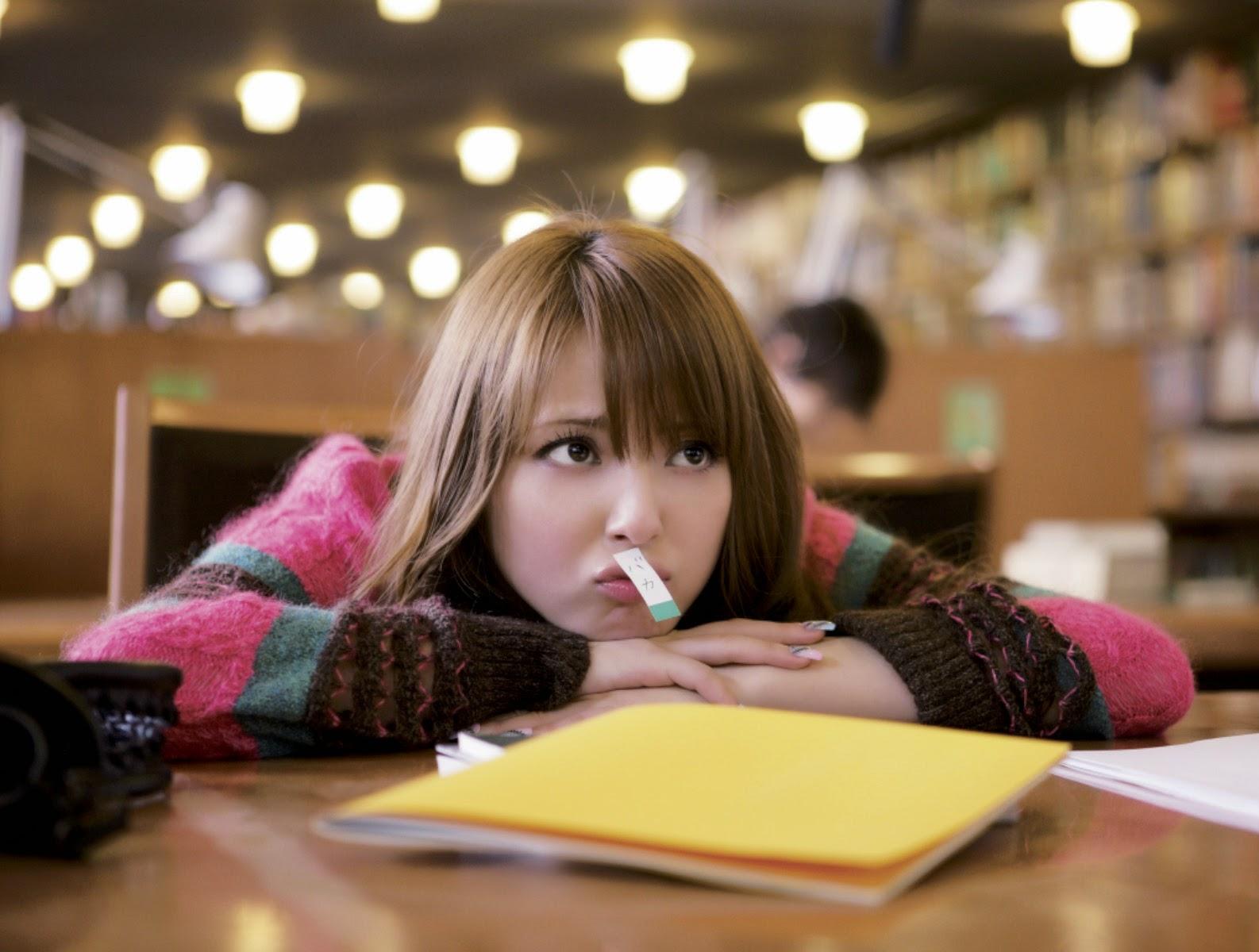 Tingkah Lucu Nozomi Sasaki dalam My Rainy Days