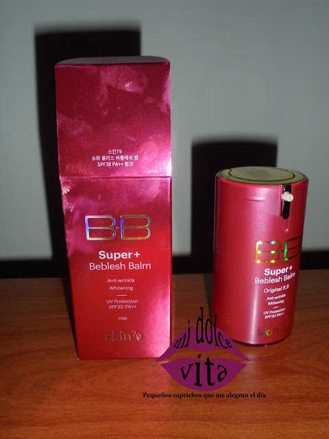 bb cream skin 79 hot pink reseña