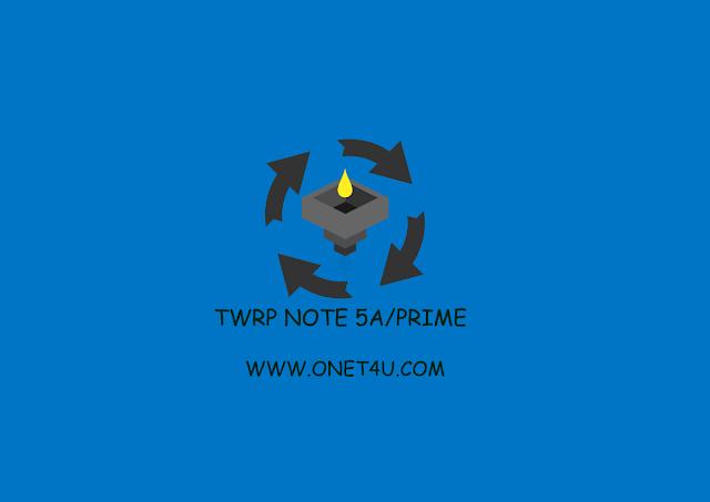 Cara Pasang TWRP & Root di Redmi Note 5A / 5A Prime