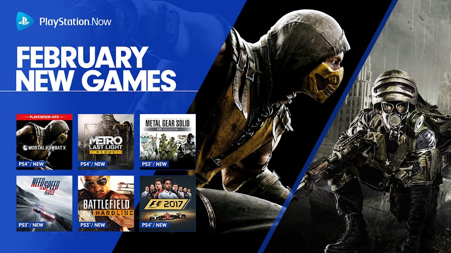 playstation now mortal kombat x ps4 lineup