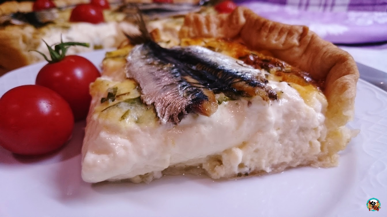Pastel de sardinas huele bien - Como cocinar sardinas ...