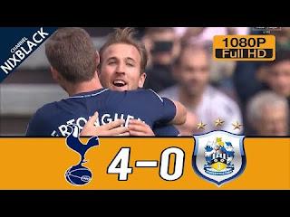 Huddersfield vs Tottenham 0-4 All Goals & Highlights (30/09/2017)