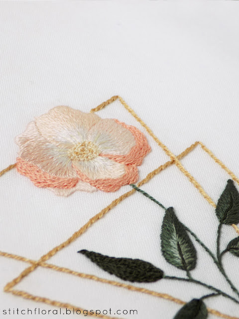 Stitch Floral design
