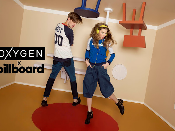 International music and local fashion come together with Oxygen x Billboard
