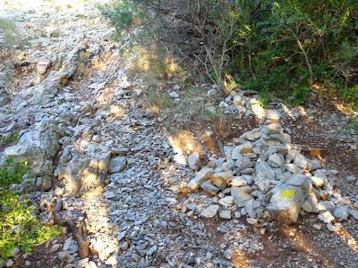 GR60 バリザージュ ピック・サン・ルー登山
