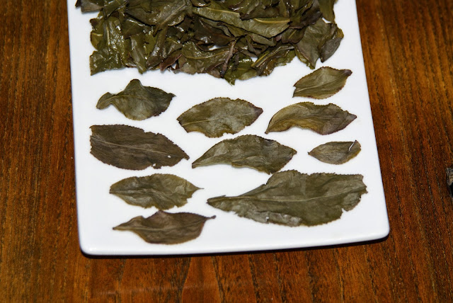Floral Yimu Oolong