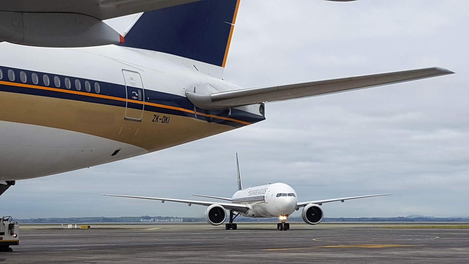 BOEING 777-200 ZK-OKI DELIVERED - UPDATED 07 JULY 2018   Article
