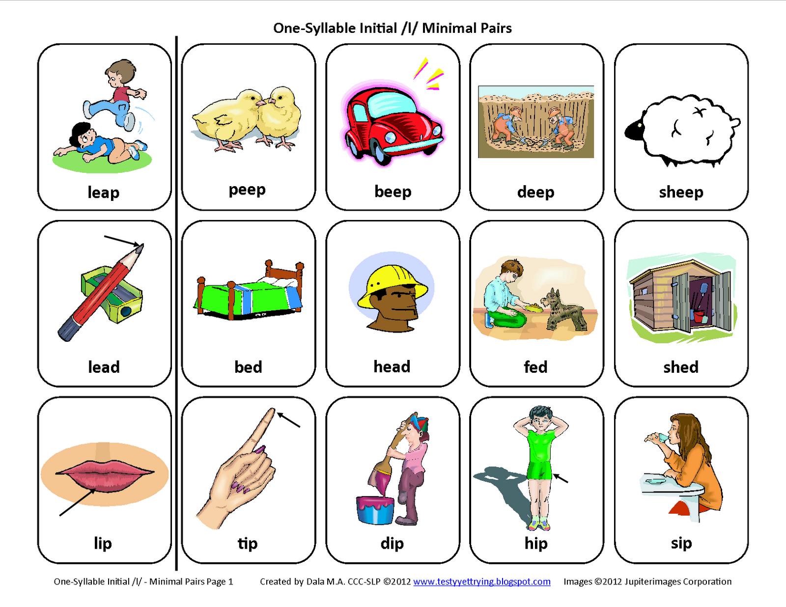 Pronunciation Pairs Teachers Book