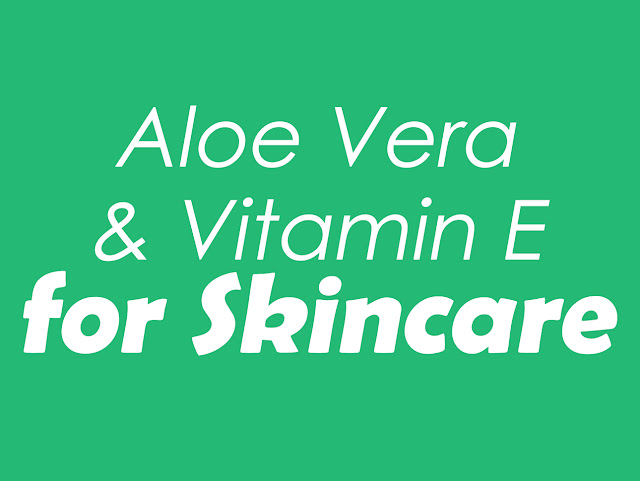 Aloe Vera Vitamin E for Skincare by Cantley Lifecare from Honeycity.com.sg