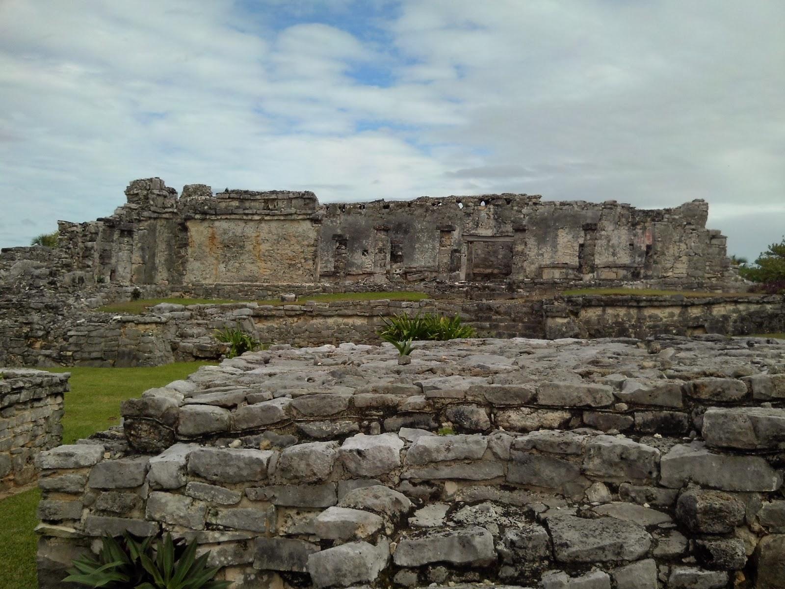 run, gloria, run!: the Mayan ruins of Tulum