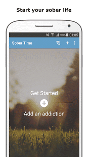 sober63 - 10 best App for your android  phone.