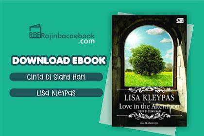 Download Novel Love In The Afternoon: Cinta di Siang Hari by Lisa Kleypas Pdf