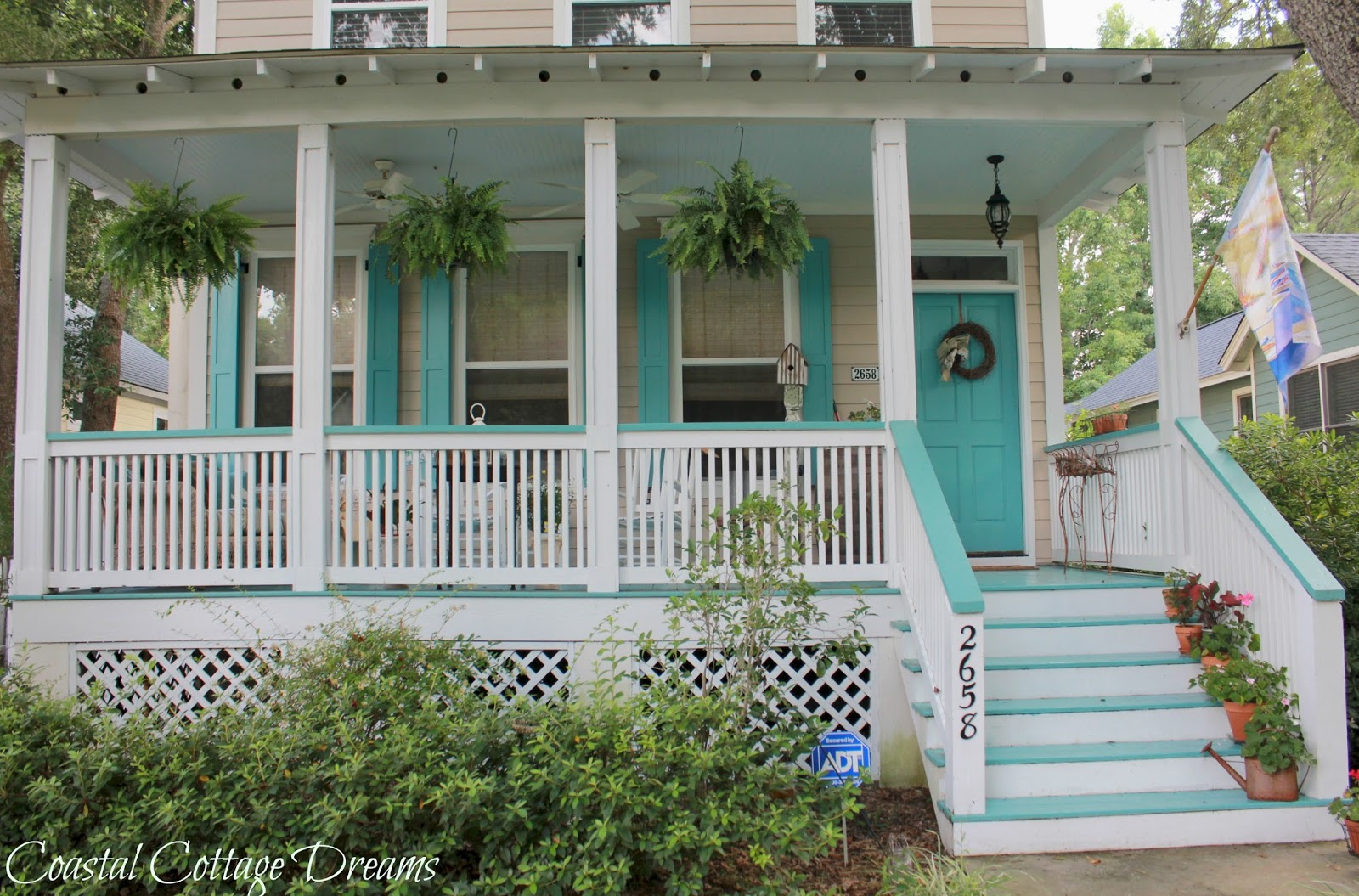 Coastal Cottage Dreams Blog And Front Porch Starfish