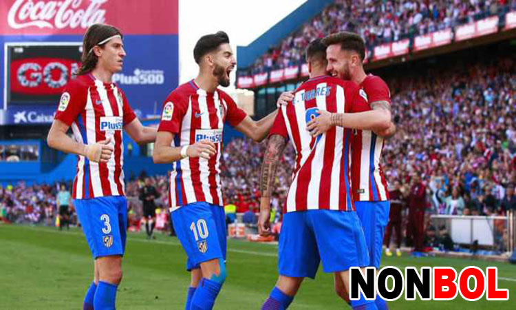 Cuplikan Gol Atletico Madrid 1-0 Eibar   La Liga Pekan 19