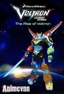 Dũng Sĩ Hesman - Voltron: Legendary Defender 2016 Poster