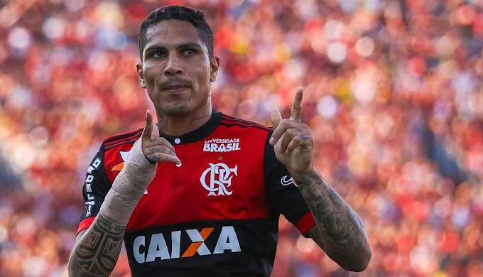 Flamengo le reactivará el contrato a Paolo Guerrero