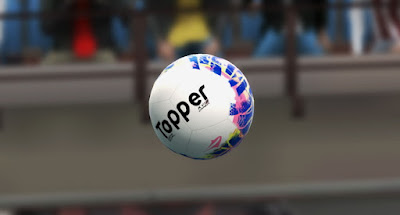 PES 2013 Topper Carbon KV 12 Ball by Goh125