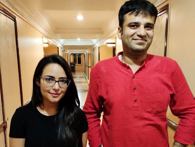 A rendezvous with Aarakshan and Ghayal Once Again actor Aanchal Munjal in Mathura