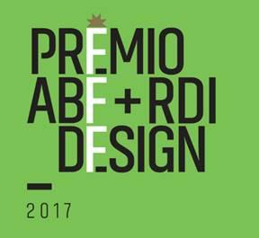 Inscrições para o Prêmio ABF+RDI Design 2017 vão até 23 de agosto