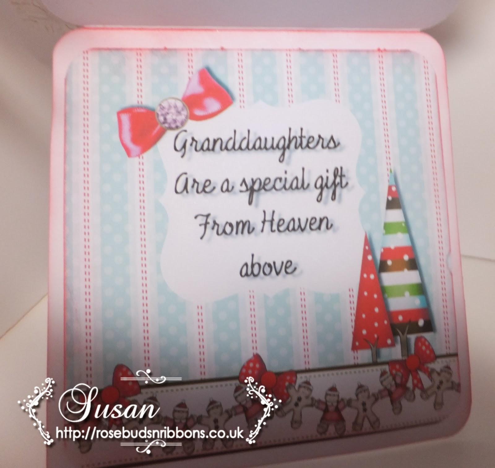 A Very Merry Borik�n Christmas: Rosebuds N Ribbons: Digi Chooseday Christmas Birthday