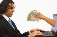 Beberapa Cara untuk Mencari Uang di Internet