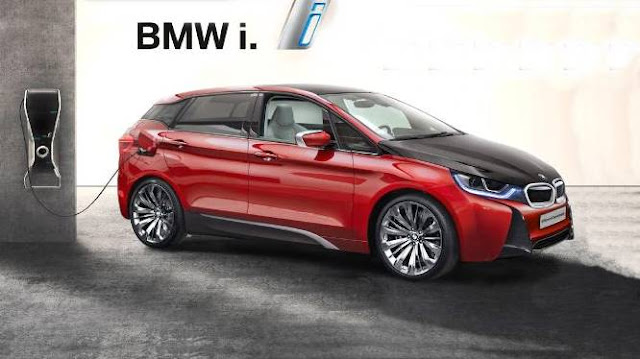 2019 BMW i5 Electric Crossover SUV