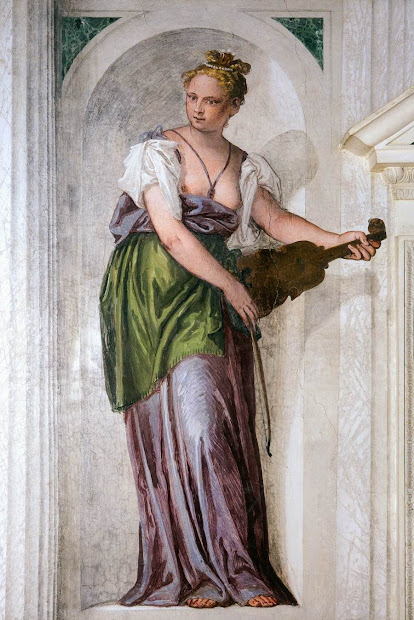 Spencer Alley Paintings And Frescoes Paolo Veronese