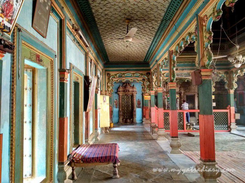 200 year old Dhundiraj Ganesha Temple, Vadodara, Gujarat
