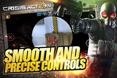 Crisis Action MOD Apk + OBB Data v1.9.1 Android Games
