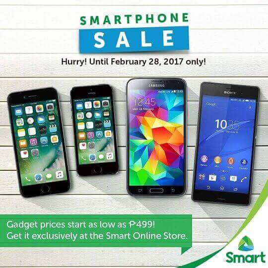 Smart Offers Brand-New iPhone 6, 6s and 6s Plus For as Low as Php10.5K