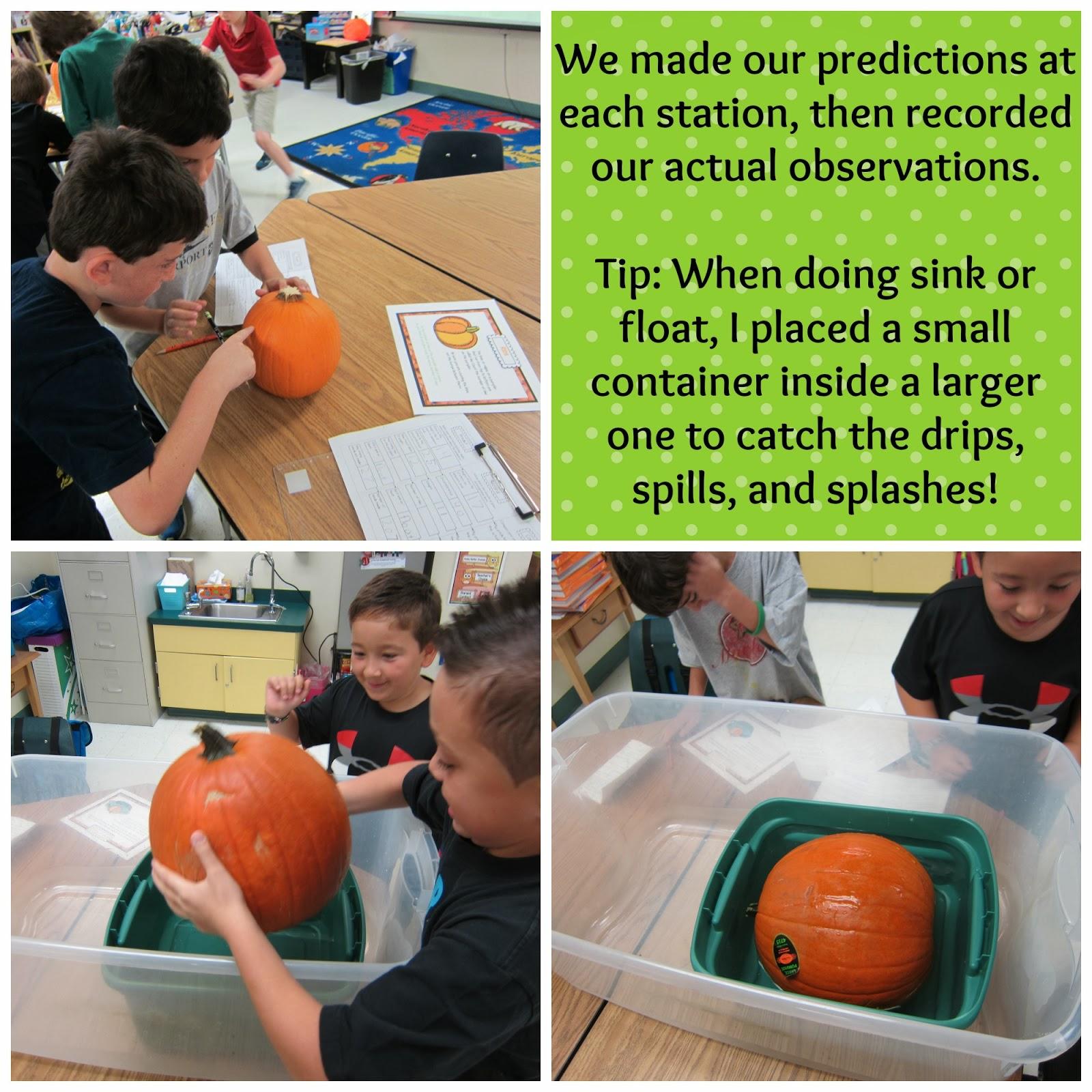 Plan For Pumpkins