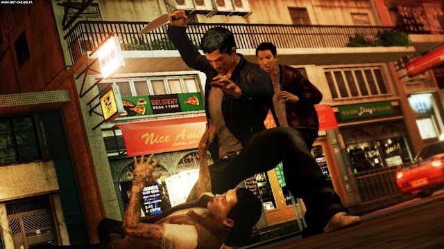 Sleeping Dogs game Download Full Setup Free for PC