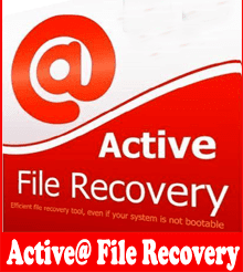 Active@ File Recovery 13.1.1
