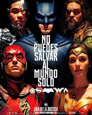 descargar Liga de la Justicia en Español Latino