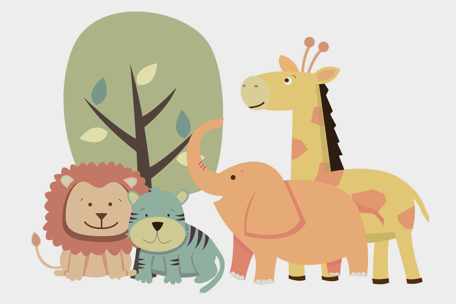 Paperlark Studio Jungle Safari Themed Baby Shower With Free Printables
