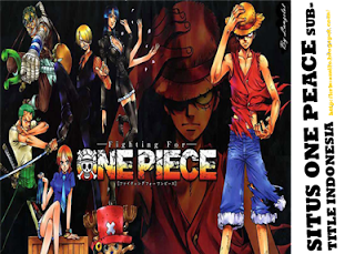 Situs Download ONE PIECE Subtitle Indonesia